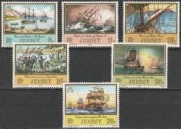 Jersey 1983, Sailing Ships (MNH, **) - Jersey
