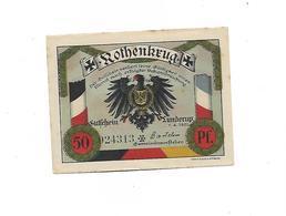 DANEMARK / 50 PFENNIG 1920 / LUNDERUP - Denemarken