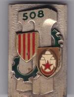 508 Eme REGIMENT DU TRAIN DRAGO PARIS G1996 - Esercito