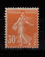 YV 141 N* Semeuse Cote 17 Euros - Francia