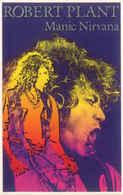 Robert Plant- Manic Nirvana - Audiokassetten