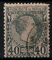 Mónaco Nº 7 Usado - Mónaco