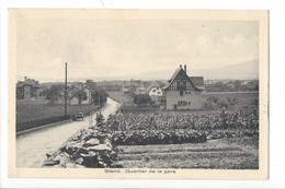 23153 - Gland Quartier De La Gare - VD Vaud