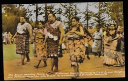 TONGA   THE ROYAL WEDDING PROCESSION - Tonga