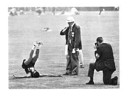 BN47 - IMAGE BRION - JEUX OLYMPIQUES 1964 - ABEBE BIKILA - MARATHON - Athletics