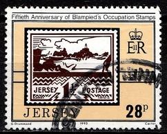Jersey SG. 630 Gestempelt (6586) - Jersey