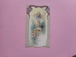 DEVOTIE-PLECHTIGE H.COMMUNIE--ARTUR CLAES ELVERSELE 24-3-1912 - Religion &  Esoterik