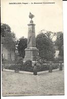 88 - Docelles - Le Monument Commémoratif - Francia