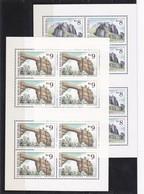 (K 4223) Tschechische Republik, KB 78/79** - Blocks & Kleinbögen