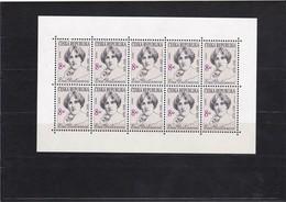 (K 4223) Tschechische Republik, KB 114** - Blocks & Sheetlets