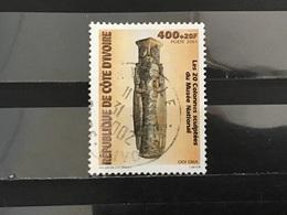Ivoorkust / Ivory Coast - Beeldhouwwerk (400+20) 2001 - Costa De Marfil (1960-...)