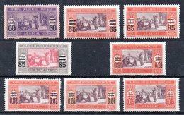 SENEGAL - YT N° 87 à 94 - Neufs */** - Cote: 8,70 € - Senegal (1887-1944)