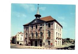 Cpm - 25 - AUDINCOURT - Doubs - L'ancienne Mairie - A CL 100 Cim - 1973 - Caisse Mutuelle - Panneau SENS INTERDIT - France