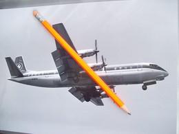 FOTOGRAFIA AEREO VICKERS VANGUARD  INVICTA INTERNATIONAL  G-BAFK - Aviation