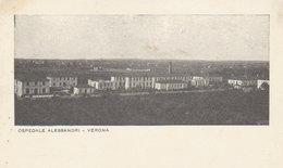 "Verona    "" Ospedale Alessandri  "" ( Ospedale Miitari ) - Verona"