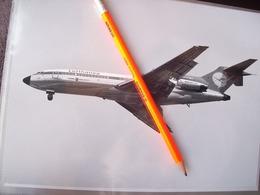 FOTOGRAFIA AEREO BOEING 727  LUFTHANSA  D-ABIH - Aviation