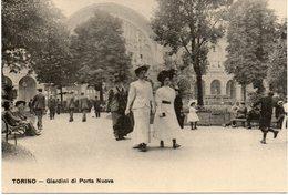 Torino - Giardini Di Porta Nuova - Fp Riproduzione - Parcs & Jardins