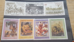 LOT 463790 TIMBRE DE COLONIE POLYNESIE  NEUF** LUXE - Polynésie Française