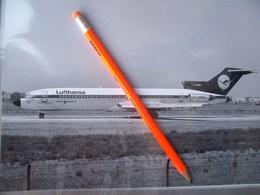FOTOGRAFIA AEREO BOEING 727  LUFTHANSA  D-ABQI - Aviation
