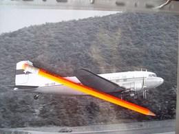 FOTOGRAFIA AEREO DOUGLAS DC3 CLASSIC AIR   HB-ISB - Aviation