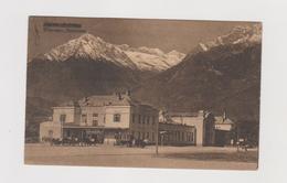 Merano (BZ),  Stazione   - F.p. -  Anni '1910 - Merano