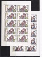 (K 4224) Tschechische Republik, KB 182/83** - Blocks & Kleinbögen