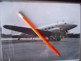 FOTOGRAFIA AEREO DOUGLAS C 47 PINOCCHIO - Aviation