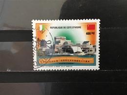 Ivoorkust / Ivory Coast - Samenwerking Met China (400) 2003 - Costa De Marfil (1960-...)