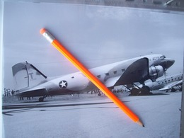 FOTOGRAFIA AEREO DOUGLAS C 47  DC3 - Aviation