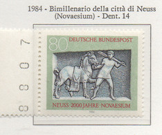 PIA - GER : 1984 : Bimillenario Della Città Di Neuss (Novaesium)    - (Yv 1047) - Christianisme