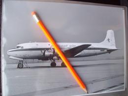FOTOGRAFIA AEREO DOUGLAS  DC4   NATIONAL AIR   N-88887 - Aviation