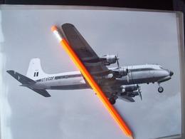 FOTOGRAFIA AEREO DOUGLAS  DC6B - Aviation