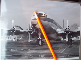 FOTOGRAFIA AEREO DOUGLAS  DC7 - Aviation