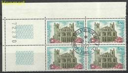 France 1972 Mi Marvie1786 Cancelled ( SZE1 FRNmarvie1786 ) - Kirchen U. Kathedralen