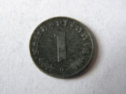 ALLEMAGNE - 1 REICHSPFENNIG 1941.G. - [ 4] 1933-1945 : Third Reich