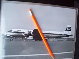 FOTOGRAFIA AEREO DOUGLAS  DC7C - Aviation