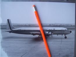 FOTOGRAFIA AEREO DOUGLAS  DC7 AER TURAS  EI-AWG - Aviation
