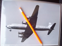 FOTOGRAFIA AEREO DOUGLAS  DC7C  SPANTAX  EC-BSP - Aviation
