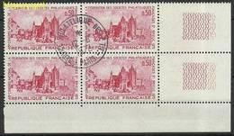 France 1972 Mi Marvie1793 Cancelled ( SZE1 FRNmarvie1793 ) - Kirchen U. Kathedralen