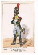 Uniforme.1er Empire. Sapeur En Espagne.1809. Boisselier.  (81) - Uniformen