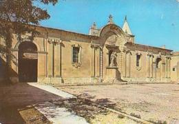Gard        H257        Rochefort Du Gard.Le Sanctuaire ( Façade ) - Rochefort-du-Gard