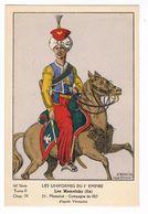 Uniforme.1er Empire.Mameluk.Campagne De 1813. Boisselier.  (91) - Uniformen