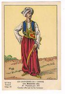 Uniforme.1er Empire.Mameluk Grec. 1813. Boisselier.  (93) - Uniformen