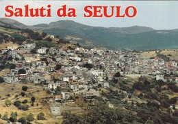 9472-SALUTI DA SEULO(SUD SARDEGNA)-FG - Saluti Da.../ Gruss Aus...