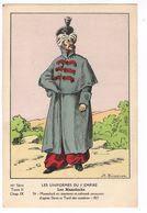 Uniforme.1er Empire.Mameluk En Manteau Et Cahouck. 1813. Boisselier.  (95) - Uniforms