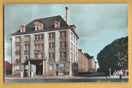 C.P.M. THIOVILLE - Le Lycée De Jeunes Filles - Thionville