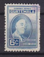 Guatemala 1947 Mi. 472     6c. Franklin D. Roosevelt 32. President Of United States - Guatemala