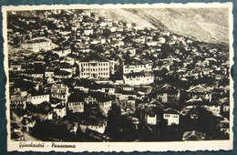 GJIROKASTER - Gjinokastre - Argirocastro - Panorama. Albania IN1/46 - Albania