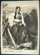 SHKODER - Dame Catholique De Shkodra - Beautiful Ethno Pc. Albania IN1/48 - Albania