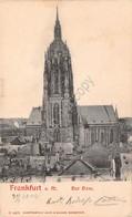 Cartolina Hamburg Der Dom 1904 - Cartoline